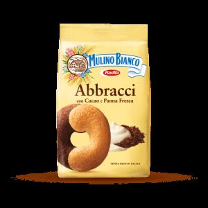 Abbracci Mulino Bianco Cookies 350g