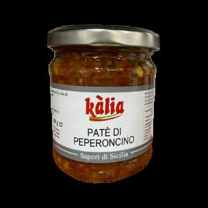 Kàlia Hot Pepper Paté 180g