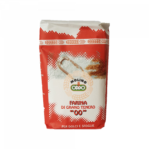 Molino Oddo Soft Wheat 00 Flour 1kg