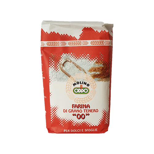 Molino Oddo Soft Wheat 00 Flour 1kg