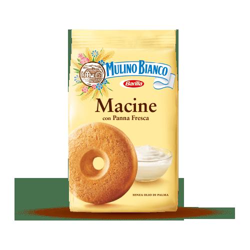 Mulino Bianco Macine Cookies 350g