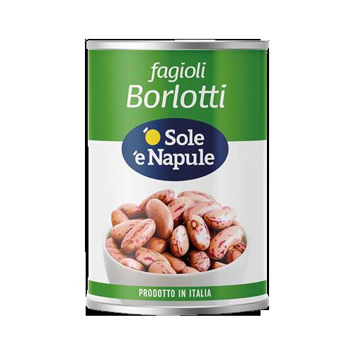 O' Sole 'e Napule Borlotti Beans