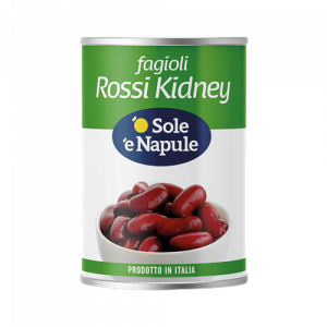 O' Sole 'e Napule Red Kidney Beans 400g
