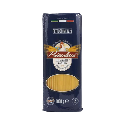Pasta Primeluci Fettuccine N9 1kg