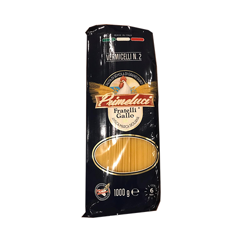 Pasta Primeluci Vermicelli N2 1kg
