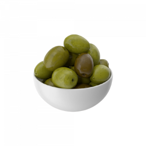 Whole Green Olives 250g