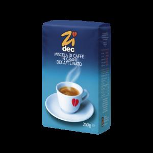 Zicaffè Decaf Ground Coffee 250g