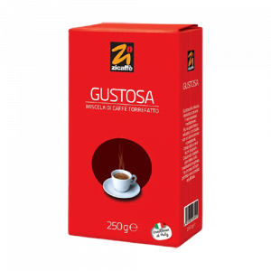 Zicaffè Gustosa Ground Coffee 250g
