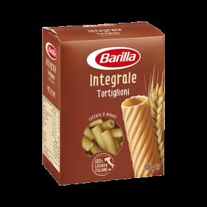 Barilla Whole Wheat Tortiglioni 500g