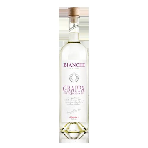 Cantine Bianchi Grappa Bianca 1L