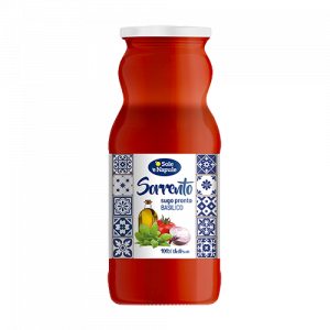 O' Sole 'e Napule Sorrento Tomato and Basil Pasta Sauce 350g