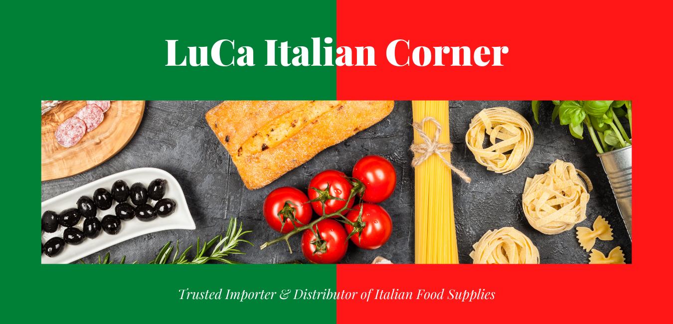 trusted Italian food supplier